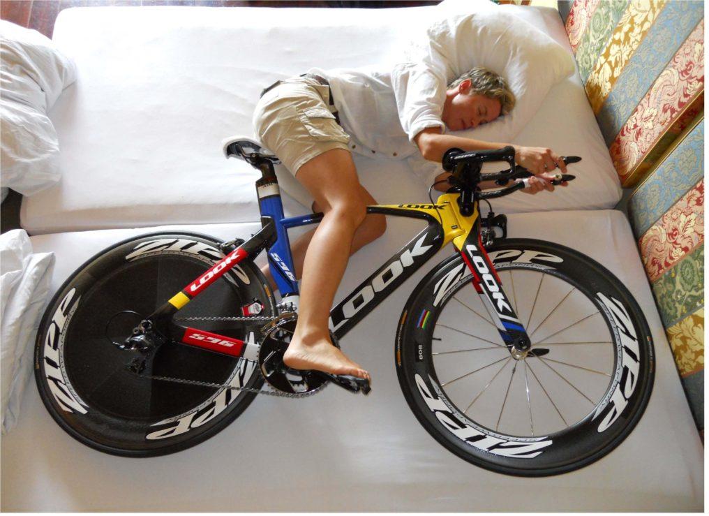 entrenamiento invisible ciclismo