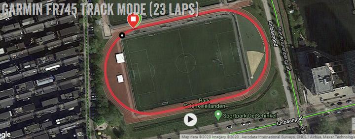 Track-mode-Garmin