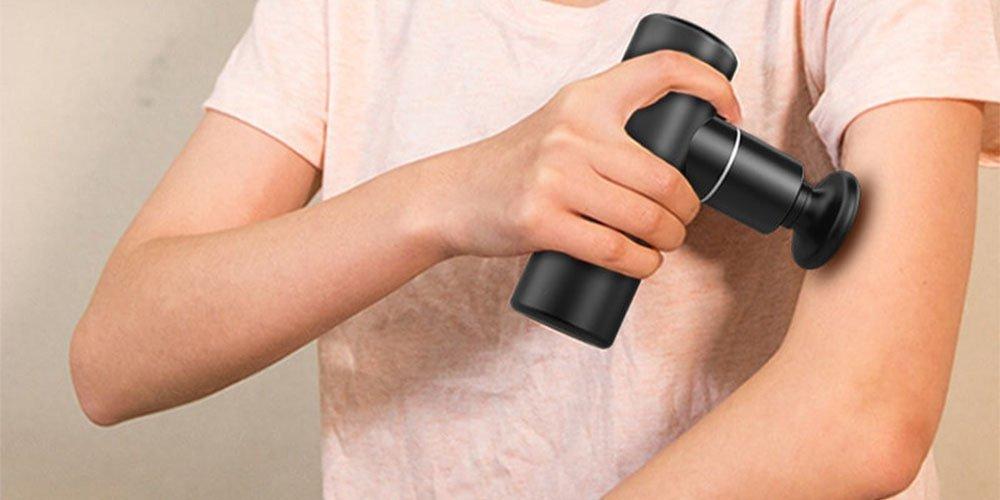 mini pistolas de masaje