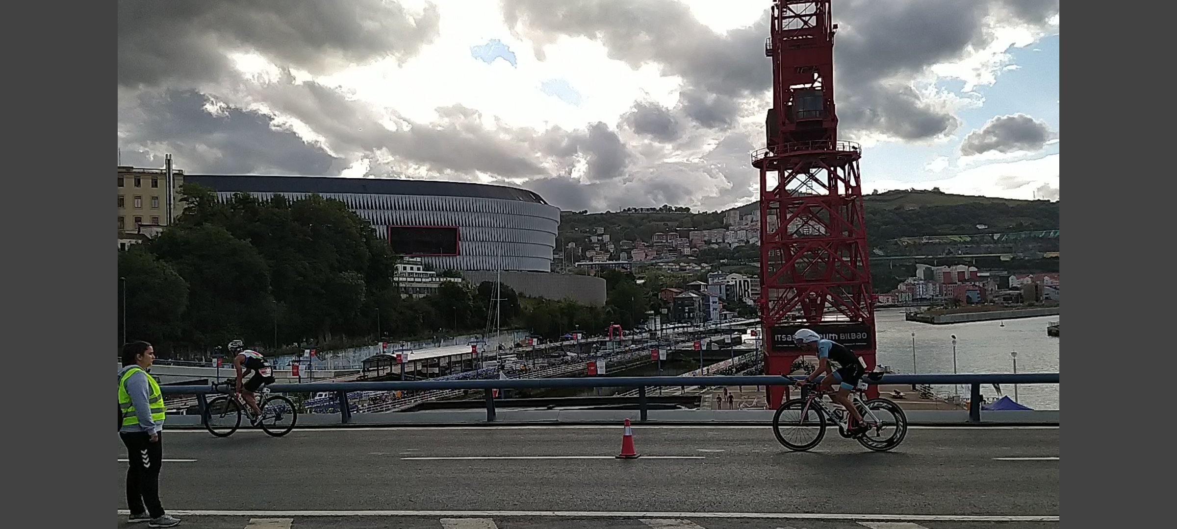 Bilbao Triathlon Aquabike